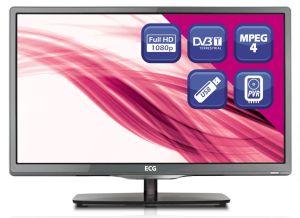 ECG, LED televize LED televize ECG 22 LED 612 PVR