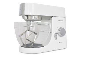 Kenwood,Limitovaná Edice! Kuchyňský robot Limitovaná Edice! Kuchyňský robot Kenwood KMC 015 Chef Titanium