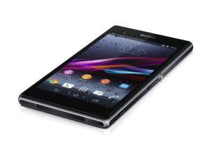 Sony,  Sony Xperia Z1, černá