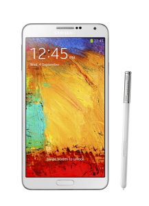 Samsung,  Samsung Galaxy Note 3, LTE, N9005, bílý