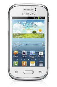 Samsung,  Samsung Galaxy Young, S6310, NFC, bílý