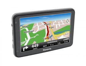 Dynavix, GPS navigace GPS navigace Dynavix Miro Evropa Lifetime + asistenční karta pro Evropu