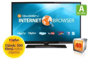 Gogen, LED televize LED televize Gogen TVL 39157 WEB