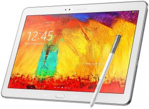Samsung, Tablet Tablet Samsung Galaxy Note 10.1. 32GB, WiFi+3G, P6050 bílý, 2014 Edition
