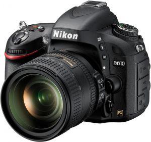 Nikon, Fotoaparát Fotoaparát Nikon D610 + 24-85 AF-S