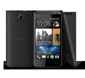 HTC,  HTC Desire 300, černá