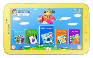 Samsung, Tablet Tablet Samsung Galaxy Tab 3 Kids (SM-T2105)