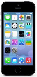 Apple,  Apple iPhone 5 S, 32 GB, vesmírně šedý