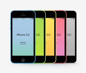 Apple,  Apple iPhone 5C, 16 GB, zelená