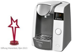 Bosch,Kávovar na kapsle Kávovar na kapsle Bosch TAS 4304 EE Tassimo