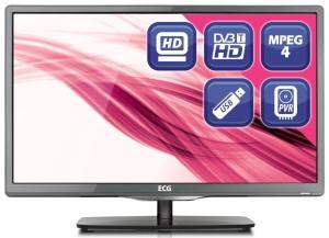 ECG, LED televize LED televize ECG 19 LED 612 PVR