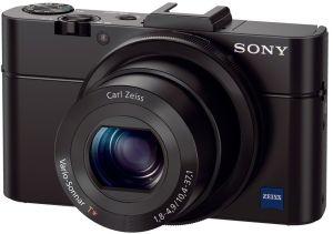 Sony, Fotoaparát Fotoaparát Sony CyberShot DSC-RX100 Mark II