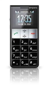 Emporia,Telefon pro seniory Telefon pro seniory Emporia Essence Plus