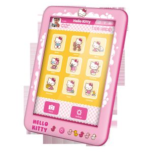 SENCOR, Dívčí 8 velký tablet Dívčí 8 velký tablet SENCOR Element 8 Hello Kitty