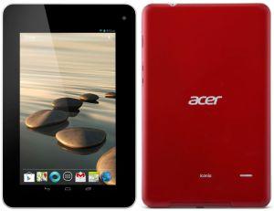 Acer, Tablet Tablet Acer Iconia Tab B1-711 16GB 3G červený