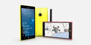 Nokia,  Nokia Lumia 1520, černá