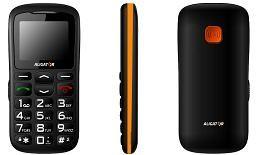 Aligator, Mobil pro seniory Mobil pro seniory Aligator A430 senior, oranžová