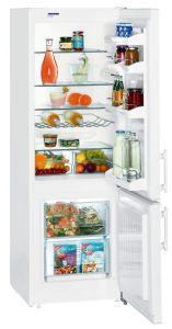 Liebherr, Kombinovaná lednička Kombinovaná lednička Liebherr CUP 2721 Comfort + prodloužená záruka