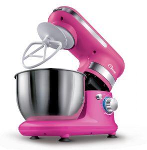 SENCOR, Designový kuchyňský robot růžový Designový kuchyňský robot růžový SENCOR STM 3018 RS