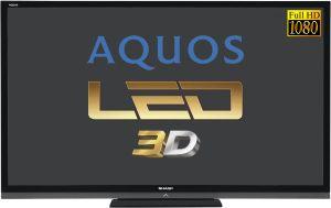 Sharp, 3D LED televize 3D LED televize Sharp AQUOS LC-70LE747E
