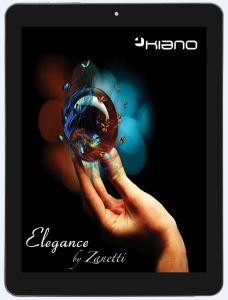 Kiano, Tablet Tablet Kiano Elegance 8 3G by ZANETTI