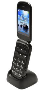 Aligator, Mobil pro seniory Mobil pro seniory Aligator V550 Senior, stolní nabíječka, černý