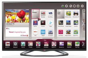 LG, 3D LED televize 3D LED televize LG 50LA660S