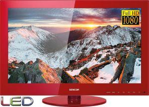 SENCOR, LED televize LED televize SENCOR SLE 22F56M4 RED