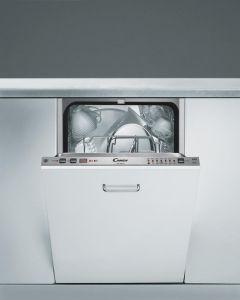 Candy,Plně integrovaná myčka nádobí Plně integrovaná myčka nádobí Candy CDI 10P57 X/E