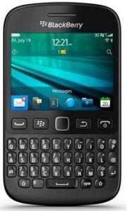 BlackBerry,  BlackBerry 9720 Samoa QWERTY, černý