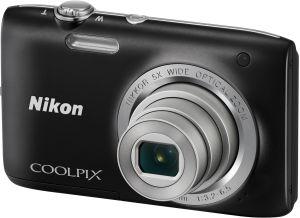 Nikon, Fotoaparát Fotoaparát Nikon Coolpix S2800 Black