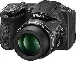 Nikon, Fotoaparát Fotoaparát Nikon Coolpix L830 Black