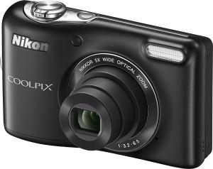 Nikon, Fotoaparát Fotoaparát Nikon Coolpix L30 Black