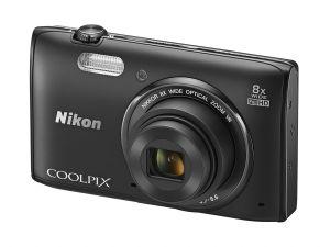 Nikon, Fotoaparát Fotoaparát Nikon Coolpix S5300 Black