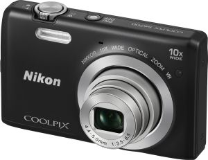 Nikon, Fotoaparát Fotoaparát Nikon Coolpix S6700 Black