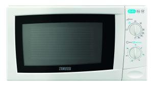 Zanussi,Bílá mikrovlnná trouba Bílá mikrovlnná trouba Zanussi ZFG21110WA