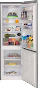 Beko, Volně stojící kombinovaná chladnička Volně stojící kombinovaná chladnička Beko CSA 29023 X