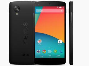 LG,  LG Nexus 5, D821, 16 GB, černý