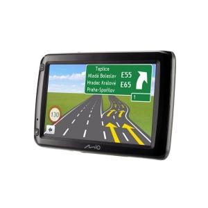 MIO, GPS navigace GPS navigace MIO SPIRIT 697, LCD 5, mapy EU (44), RDS-TM