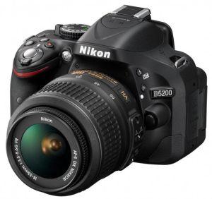 Nikon, Fotoaparát Fotoaparát Nikon D3200 + 18-55 AF-S DX VR II Black