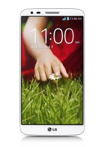 LG,  LG G2, D802, 16 GB, bílá