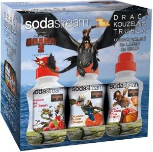 Sodastream Sodastream Dárkové balení Dračí truhla 6v1