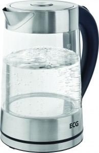 ECG, Rychlovarná konvice Rychlovarná konvice ECG RK 1775 ST Glass
