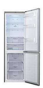 LG, Lednička Lednička LG GBB539PZQZS na kompresor