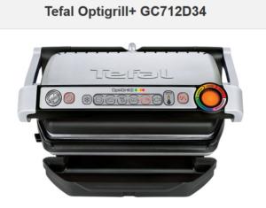 Tefal Oprigrill GC712D34 - Tefal Gril